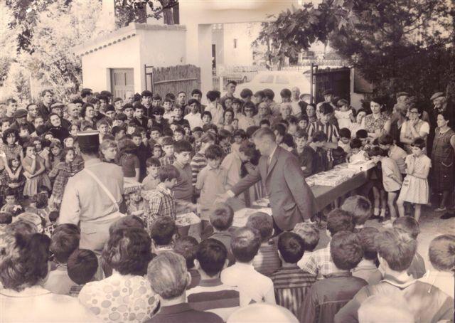 HISTOIRE DE CABANNES : Prévention routière et football à Cabannes, les années 60 et appel à témoins !