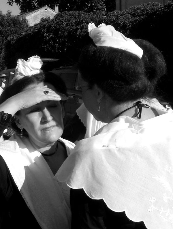 Cabannes: défilé de la Madeleine...Images!