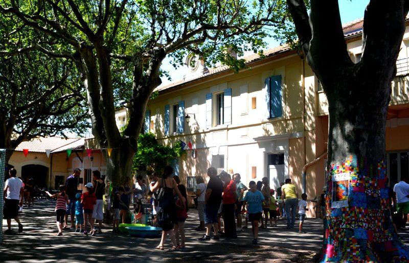 Fête de l'école publique de Cabannes ...fête de la république