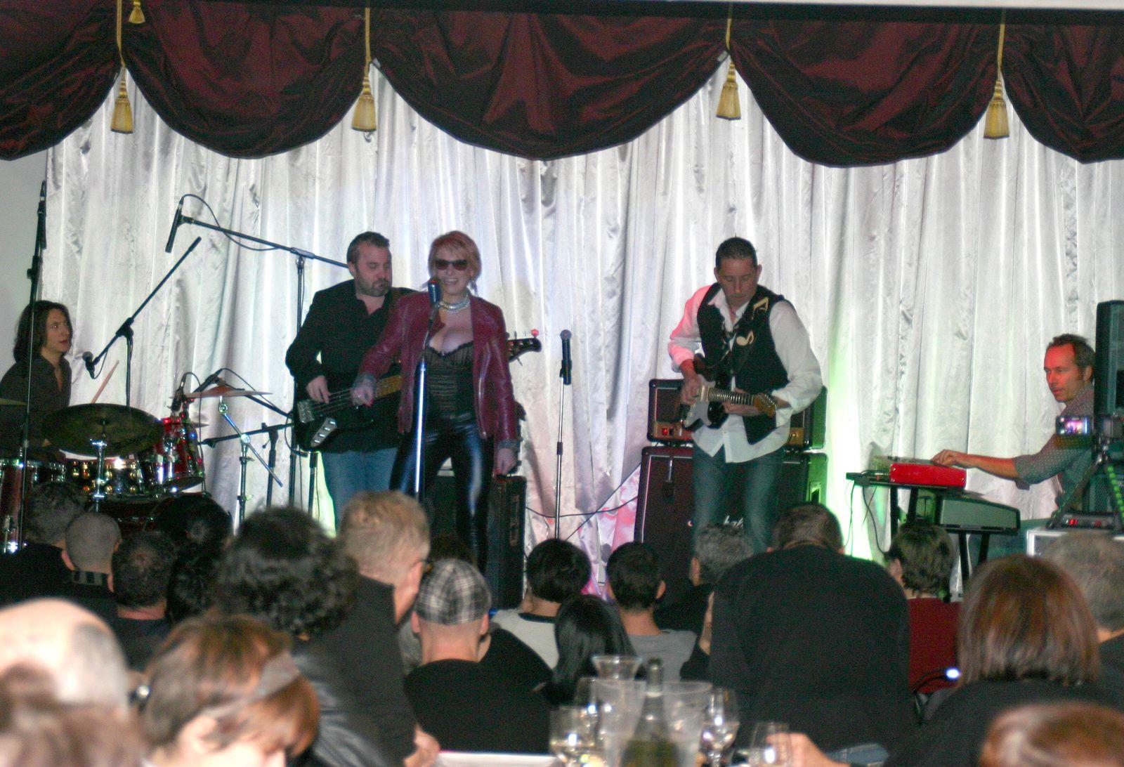 Samedi 7 décembre: Concert Sud Regards au café théâtre de Cavaillon
