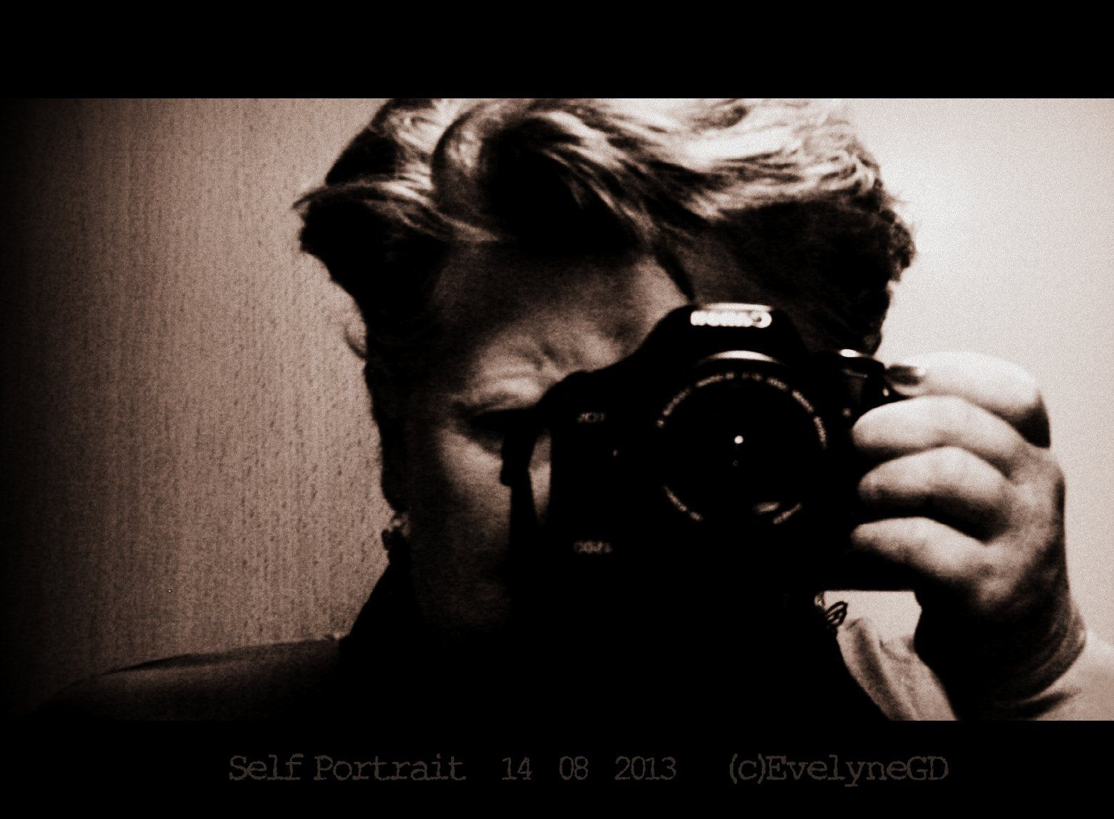 Autoportraits.. Self Portraits