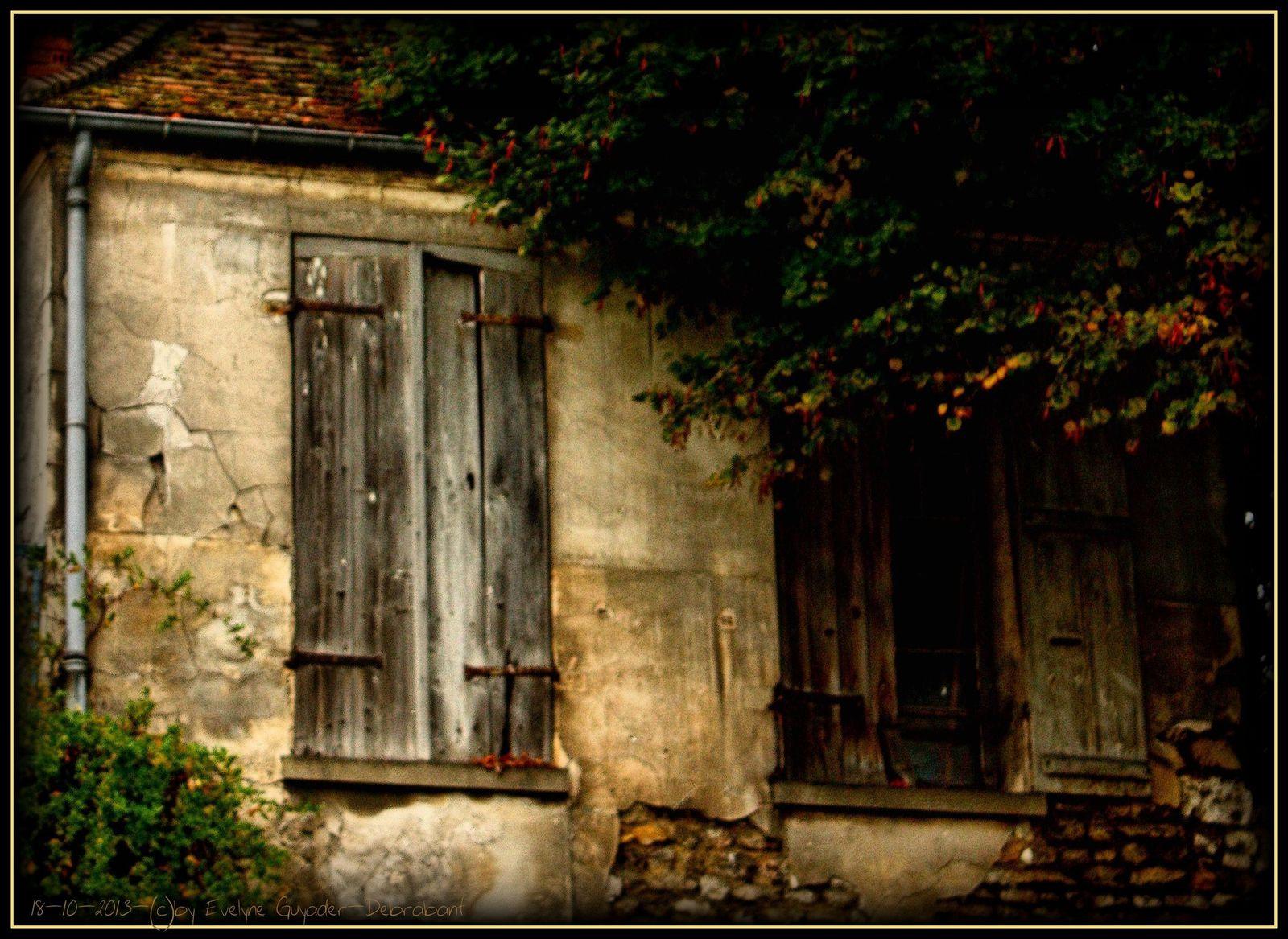 La vieille maison du Quai des Cordeliers..