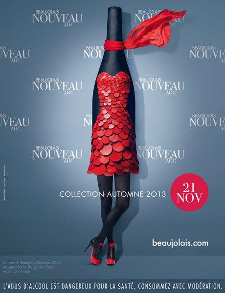 Le Beaujolais Nouveau est arrivé...