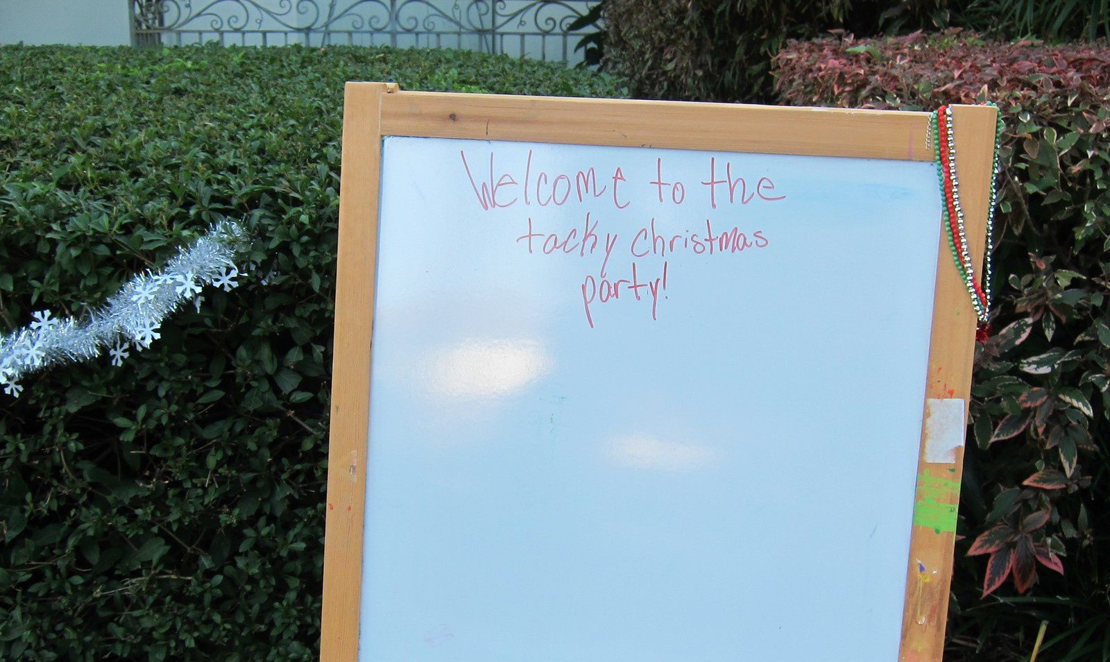 La &quot&#x3B;tacky party&quot&#x3B; de Chloe
