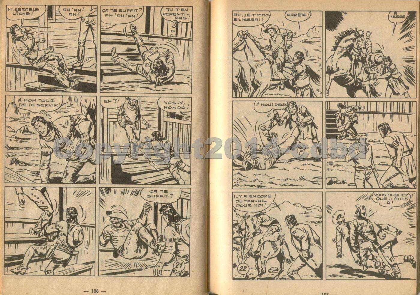 Hondo n°45 du 15 avril 1960- page 50 à 49