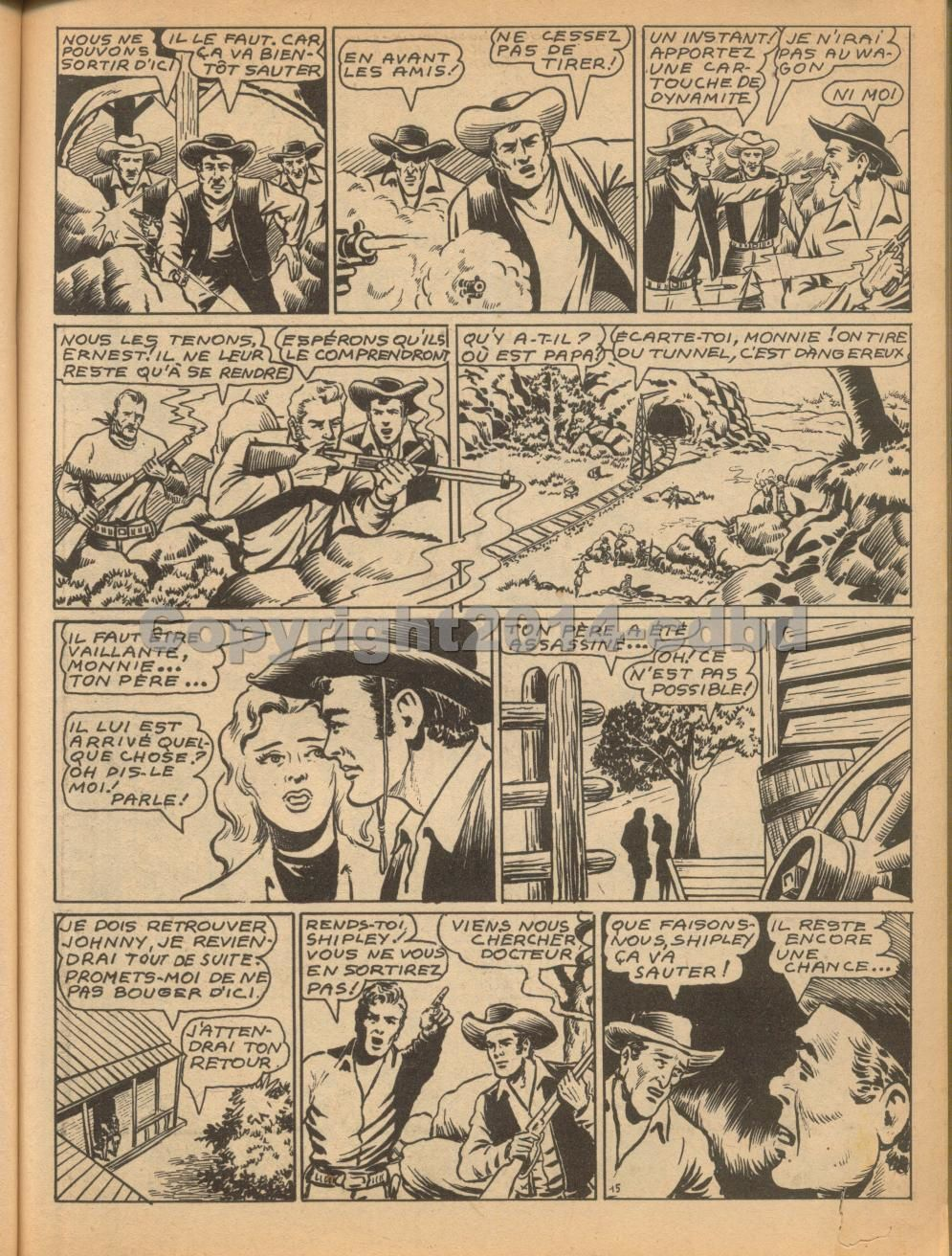 Audax mensuel n°64 de Janvier 1958 -page 25 à fin