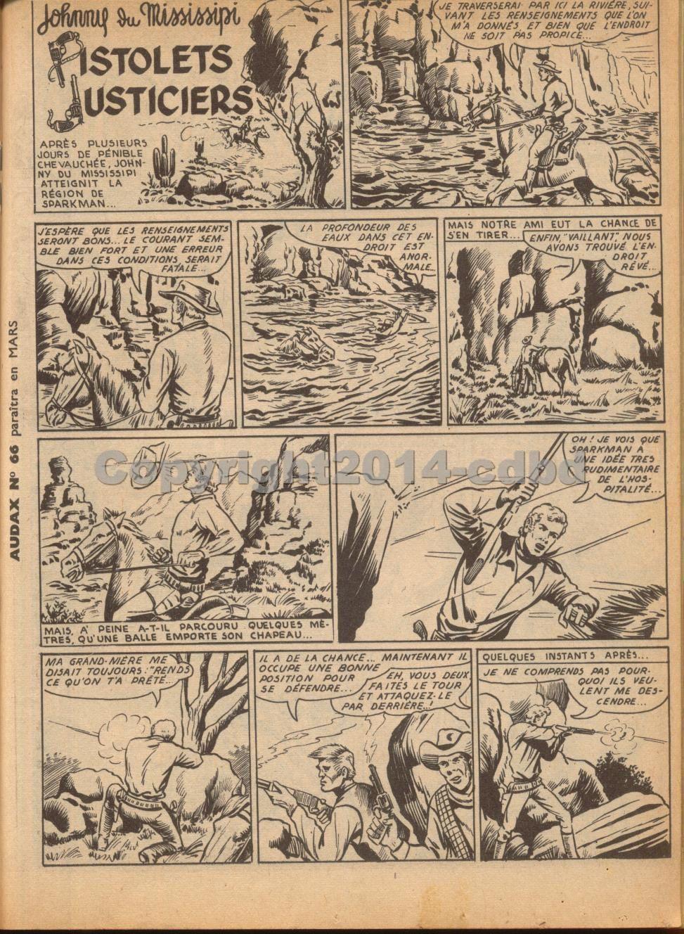 Audax mensuel n°65 de Février 1958 -page 11 à 19