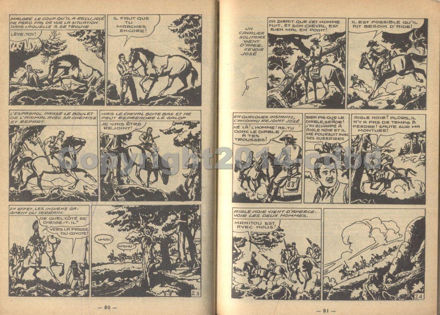 Yuma-Bourask mensuel n°7 du 15 Mai 1963 page 41 à 43