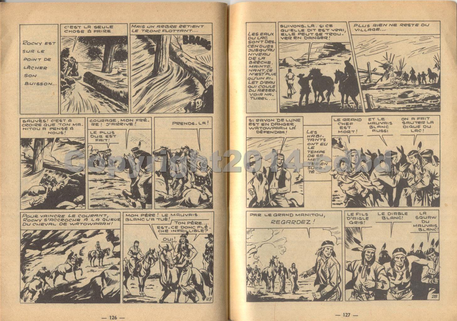 Yuma-Bourask mensuel n°7 du 15 Mai 1963 page 60 à fin