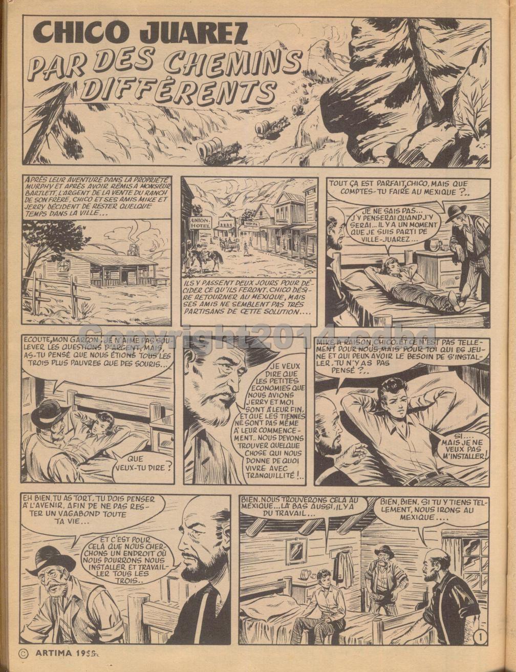 Audax mensuel n°67 de Avril 1958 -page 01 à 10