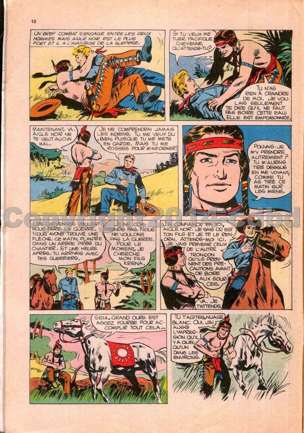 Impreg Comics Cool bandes dessinées disparues - cdbd - présentation de bandes