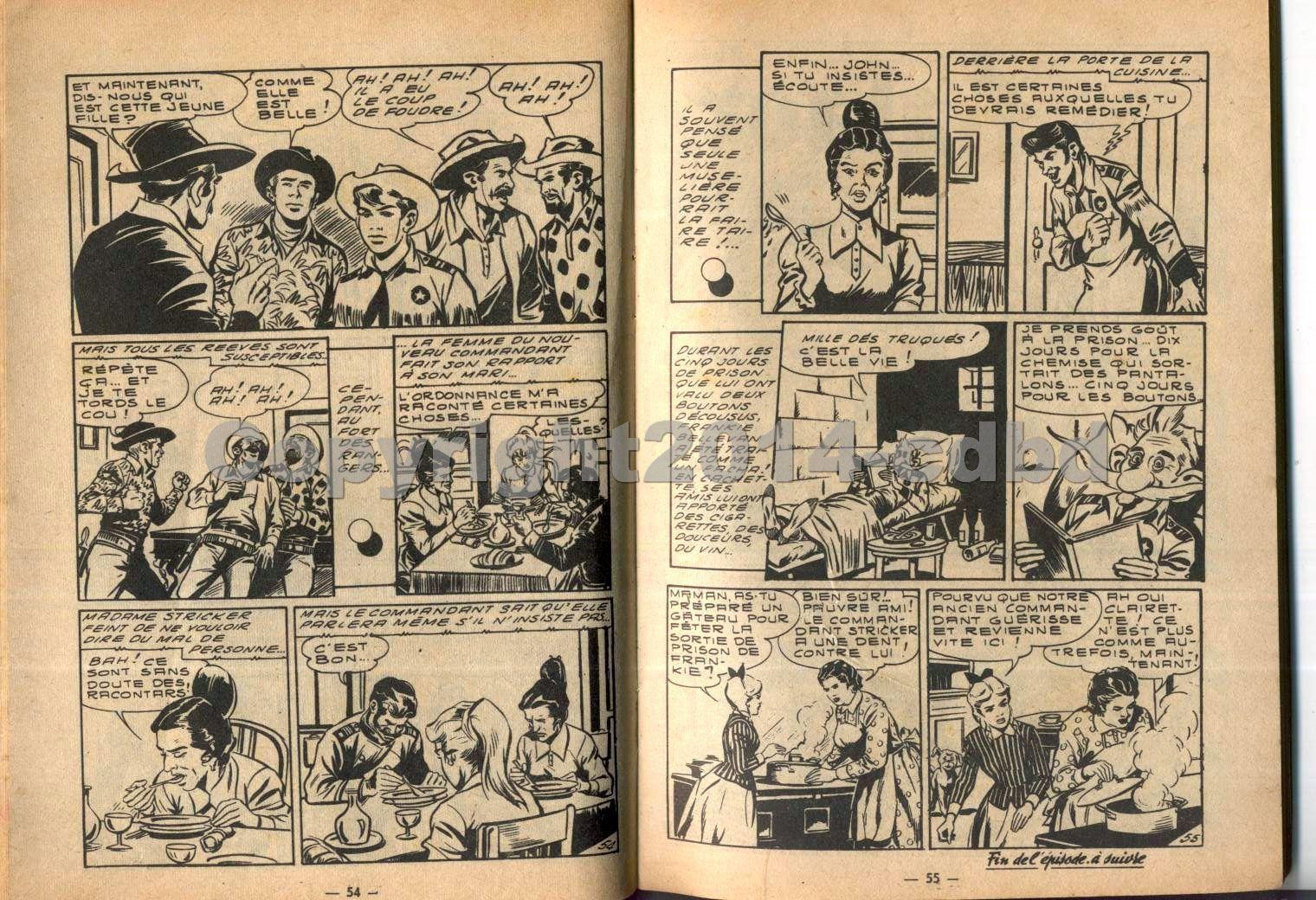 Yuma mensuel n°9 - Juillet 1963- pages 15 à 28