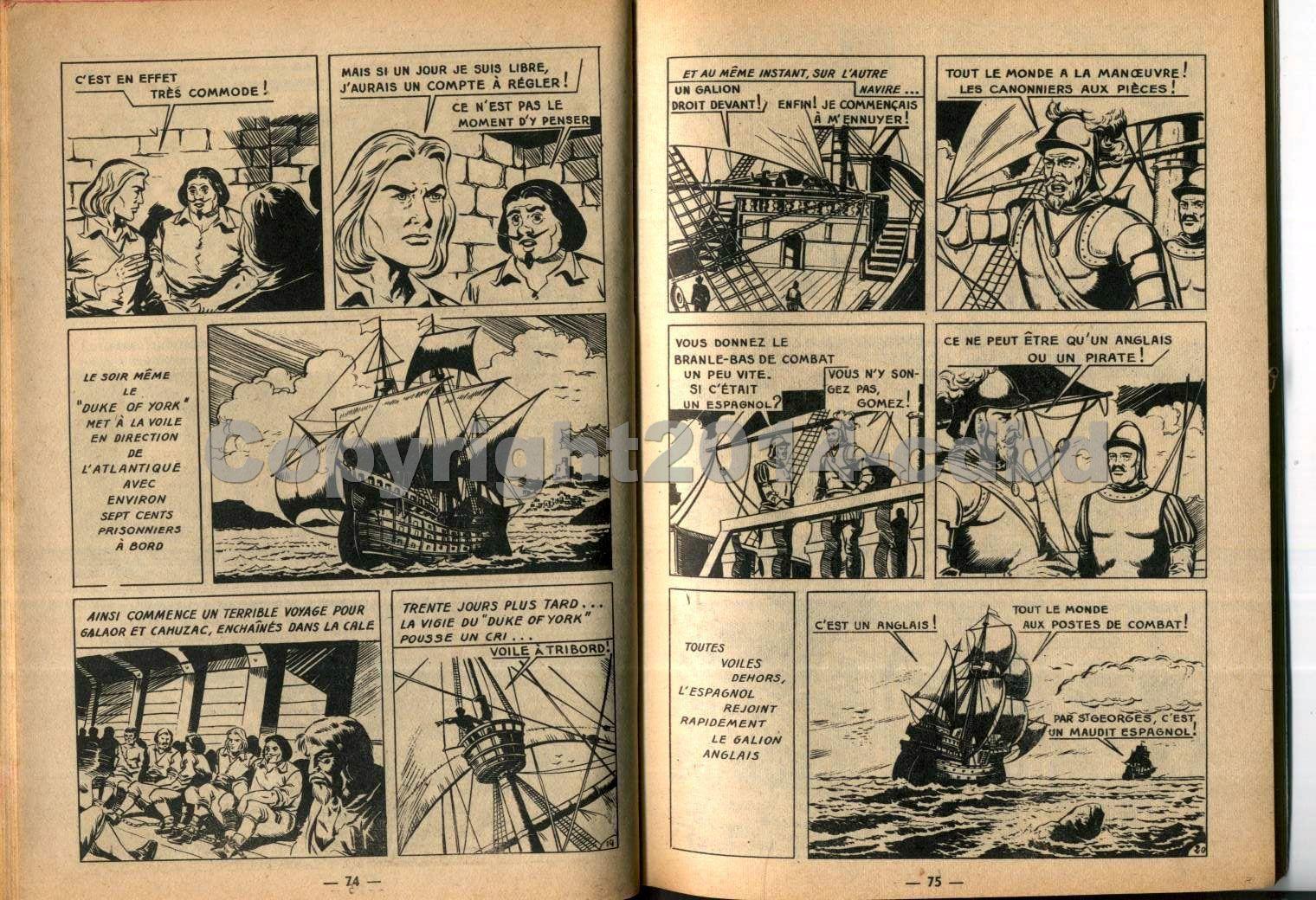 Yuma mensuel n°9 - Juillet 1963- pages 29 à 40