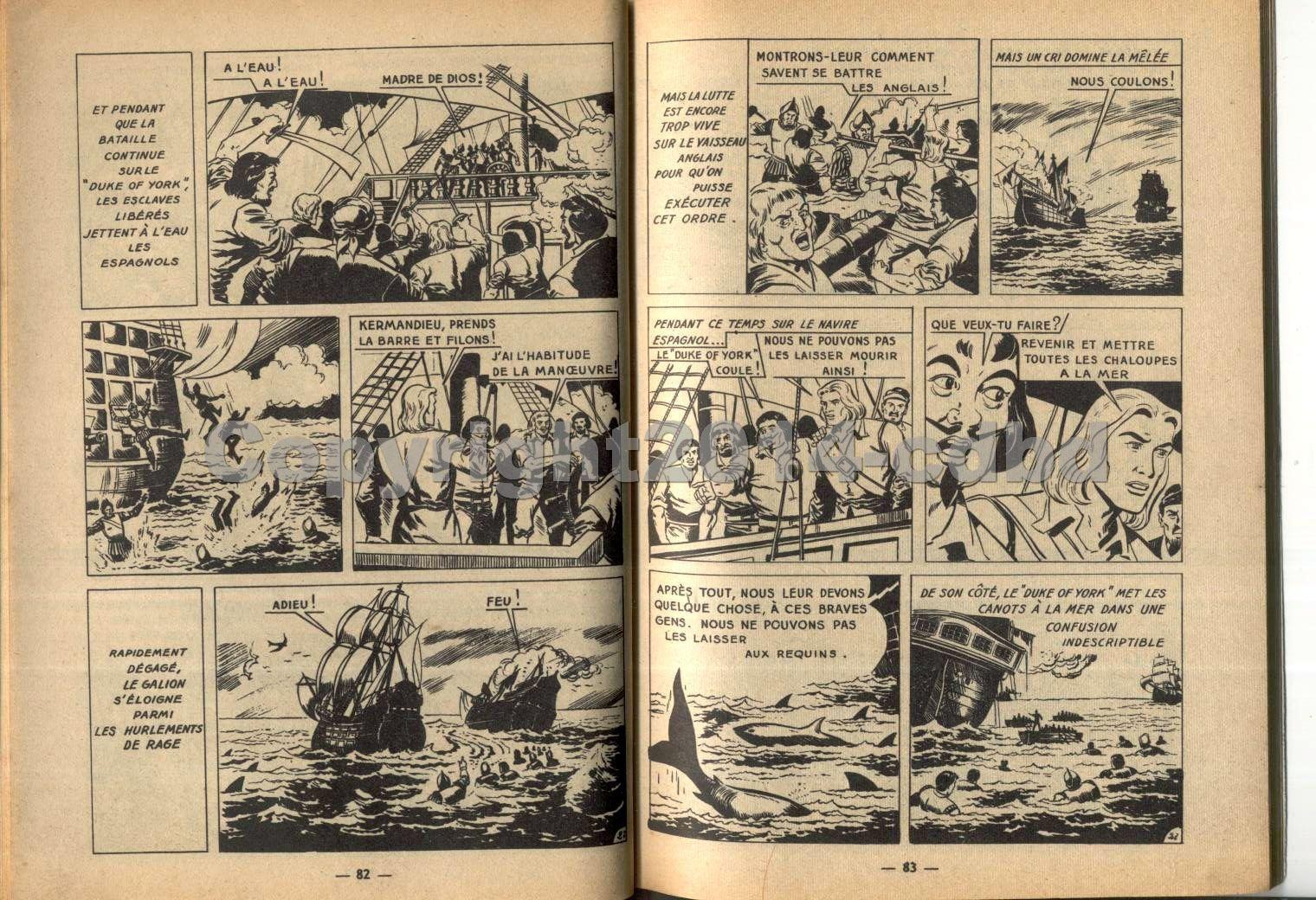 Yuma mensuel n°9 - Juillet 1963- pages 41 à 49