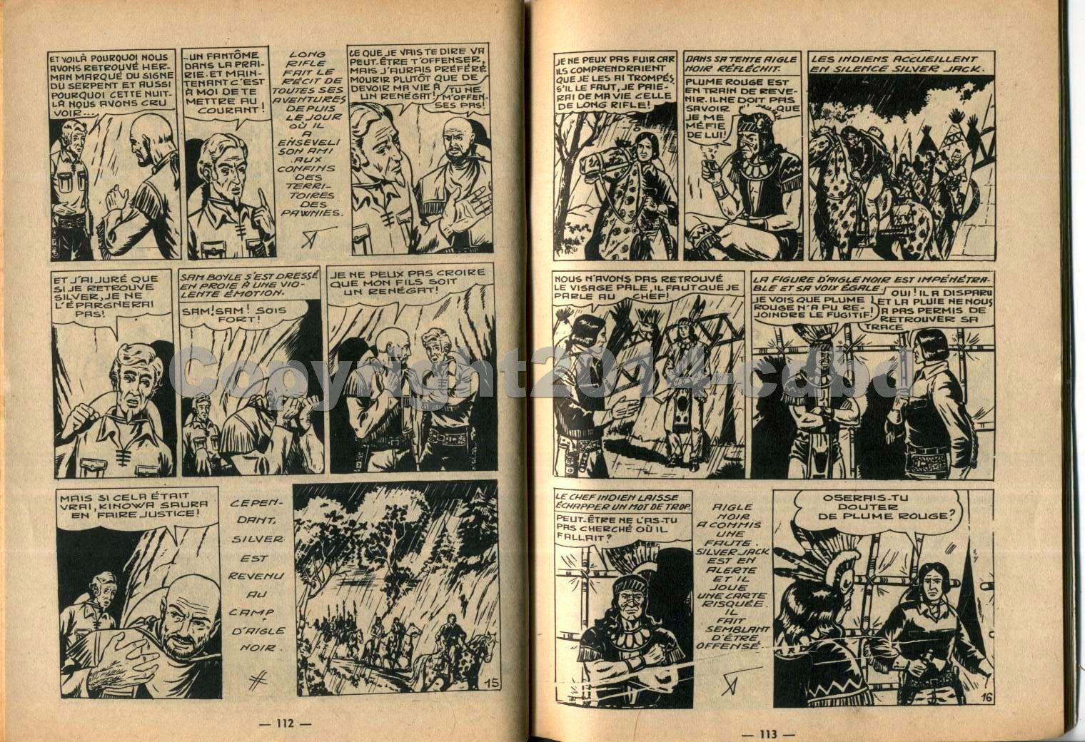 Yuma mensuel n°9 - Juillet 1963- pages 50 à 57