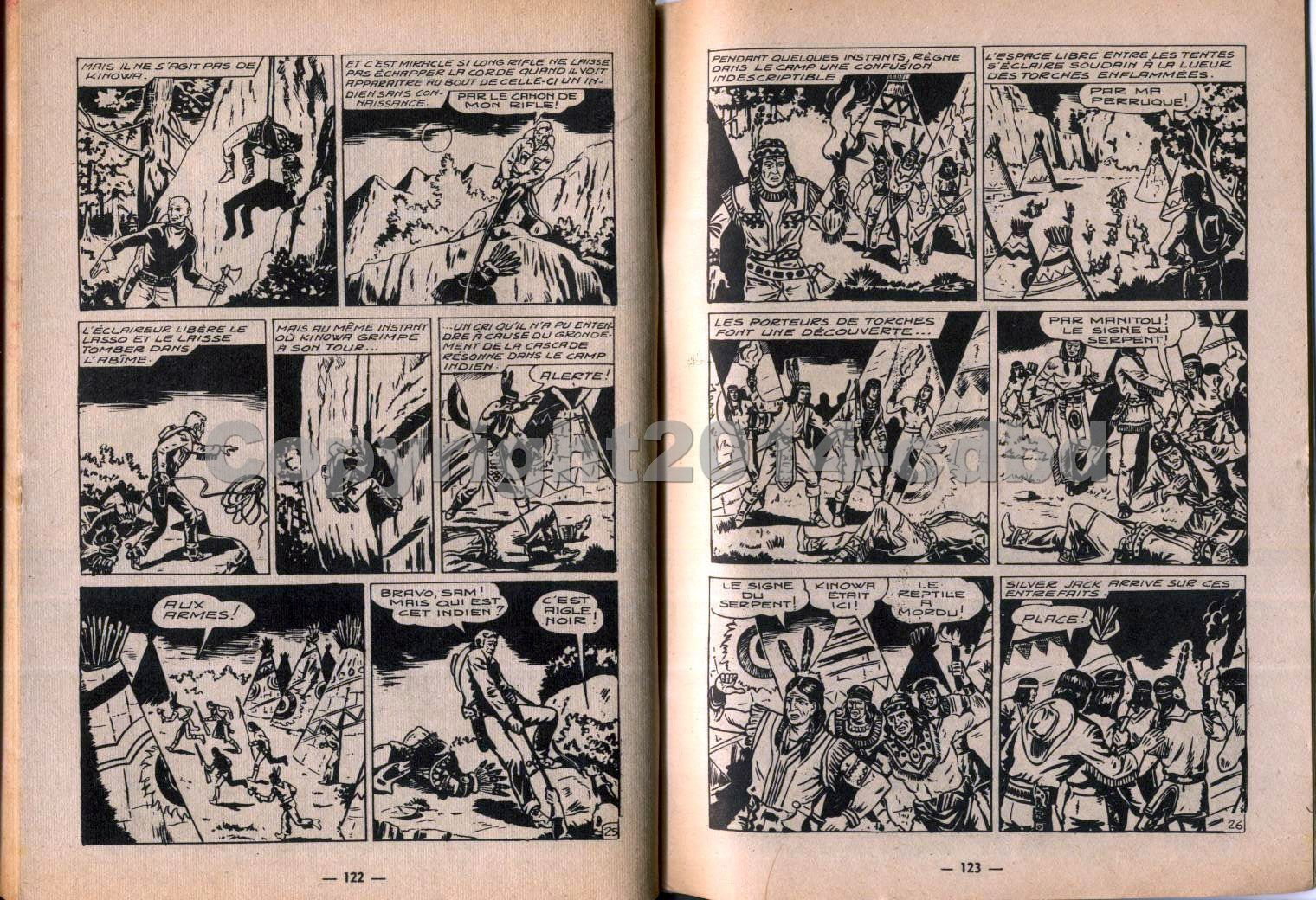 Yuma mensuel n°9 - Juillet 1963- pages 58 à fin