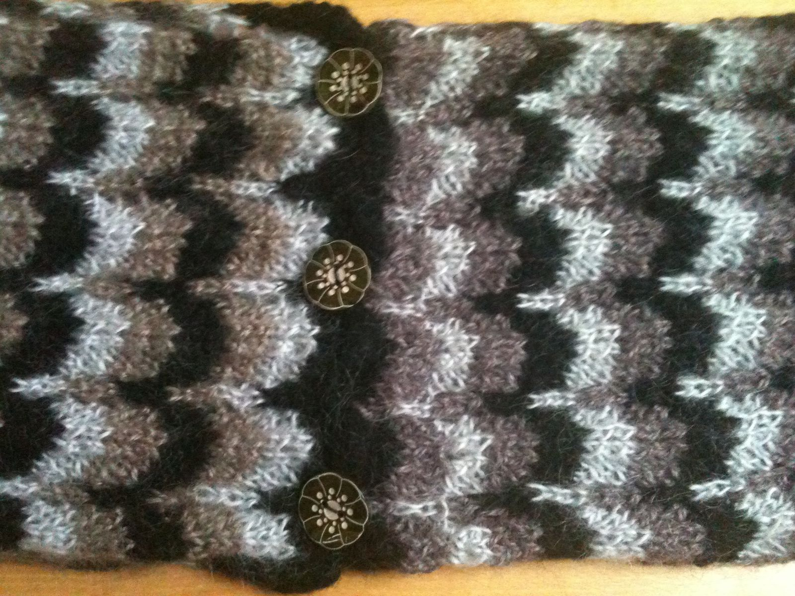 snood à souvenirs