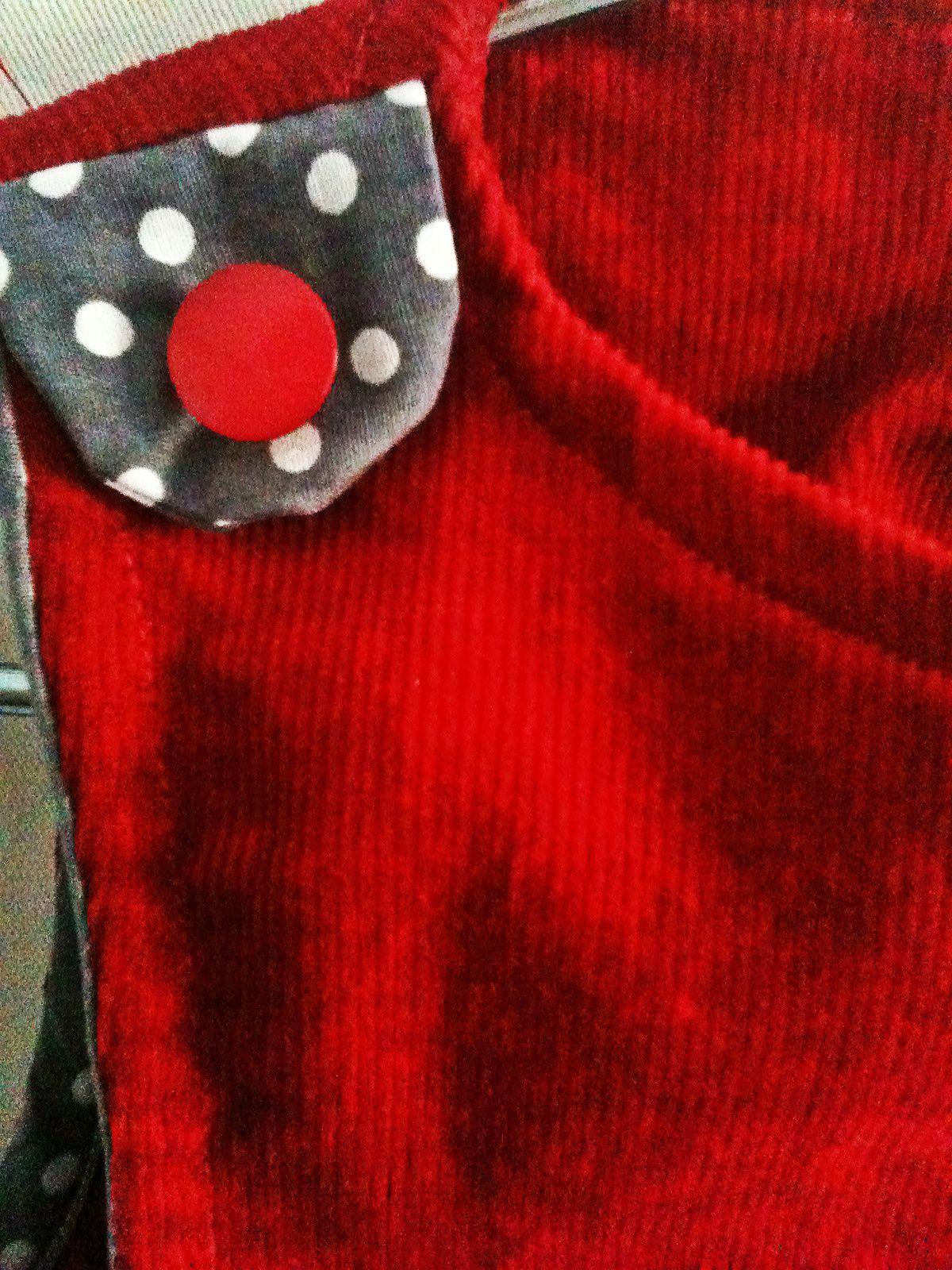 Rouge # n : la robe d'Adèle