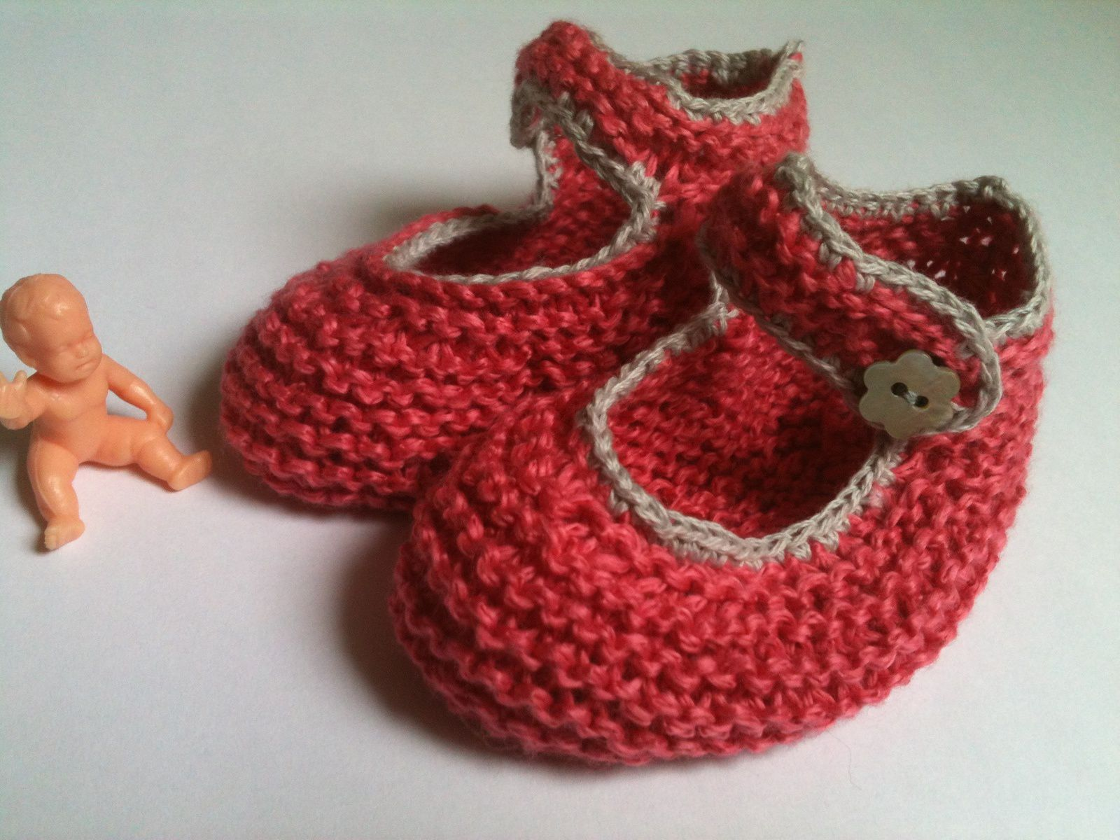 Des chaussons pour ses petons