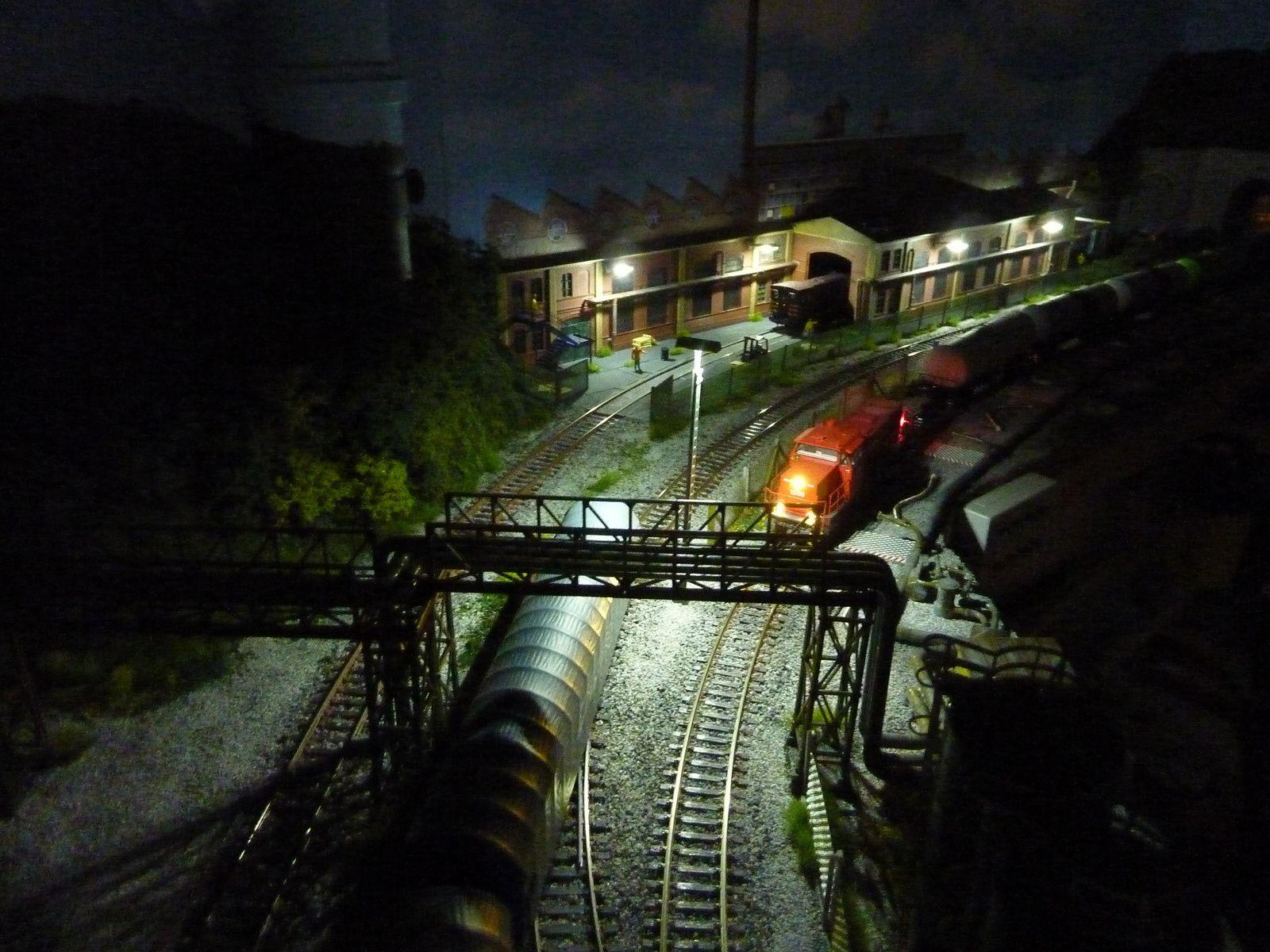 L'éclairage à Merville