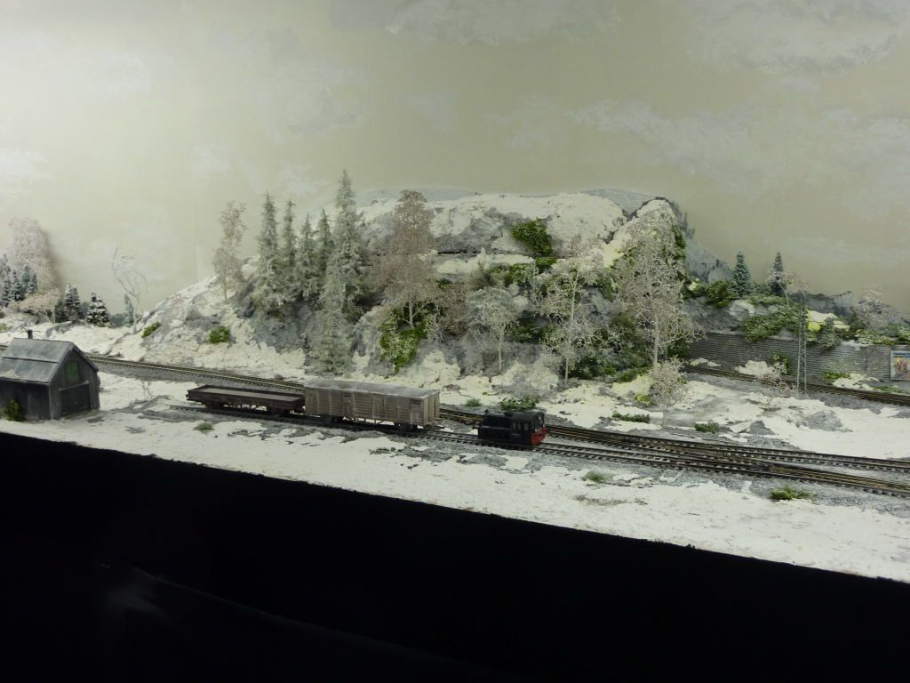 Grande Expo Train Miniature à Louvain