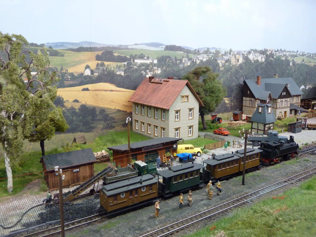 EXPO TRAINS à Walferdange