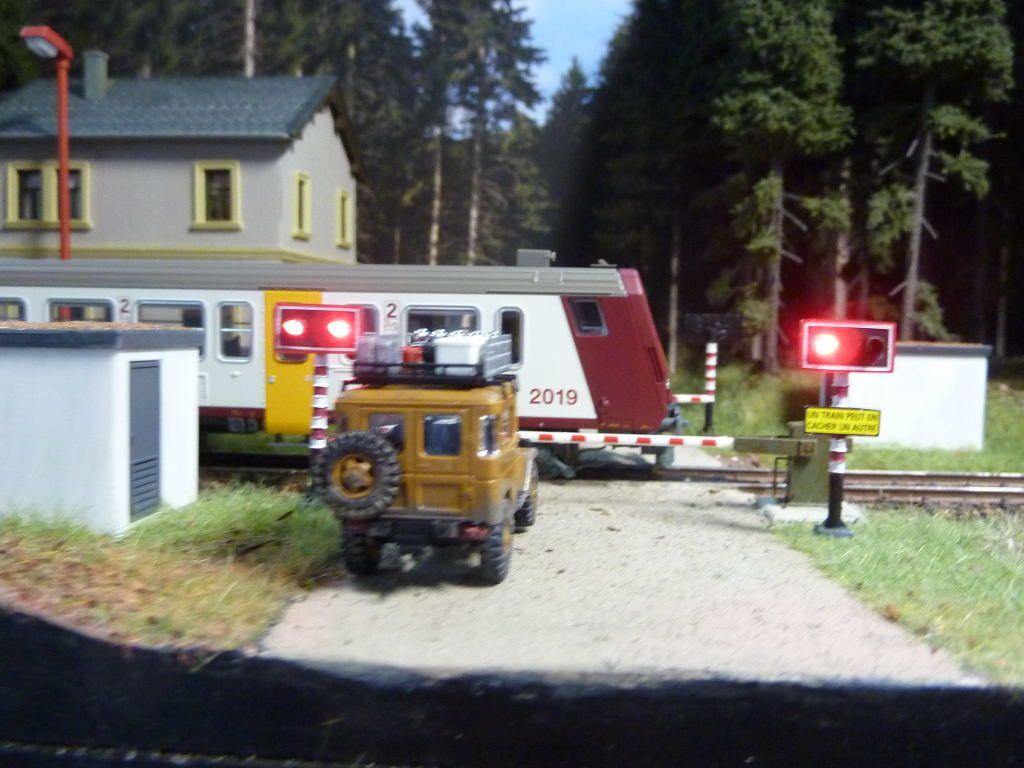 Wiltz, Goebelsmühle et Paradiso