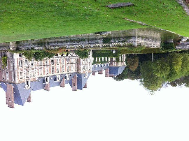 Jardins du château de Courances