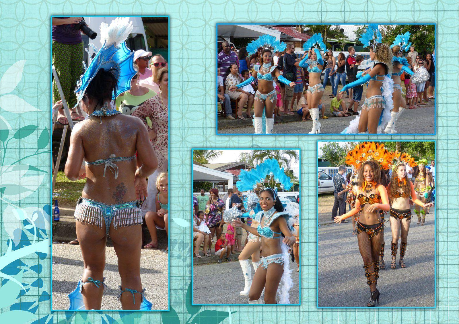 Couleurs Carnaval.