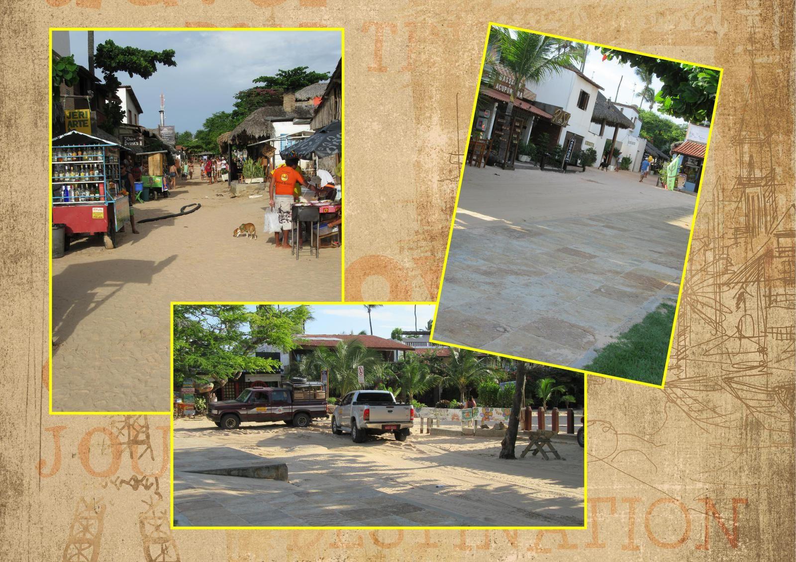 Destination Brésil : Jericoacoara
