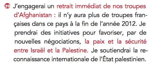 """Gaza sous le feu israélien, des """"querelles"""" pour Hollande?"""