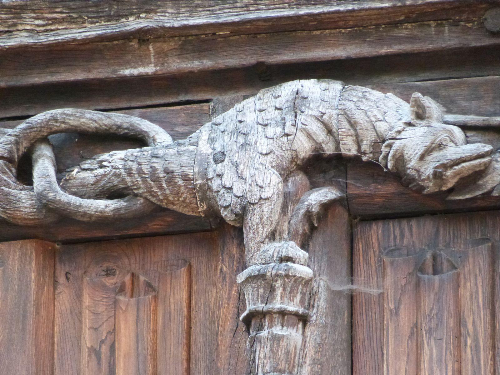 Construite entre 1490 et 1510 la maison de bois est sans - La maison de bois macon ...