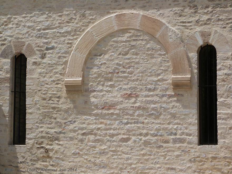 Les écuries de Saint Hugues