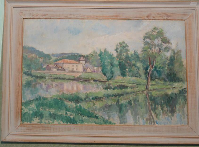 Marcel Journay artiste peintre.