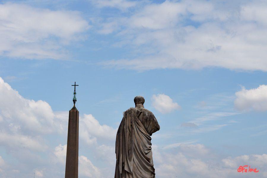 Rome, du Vatican au quartier du Borgo (1)