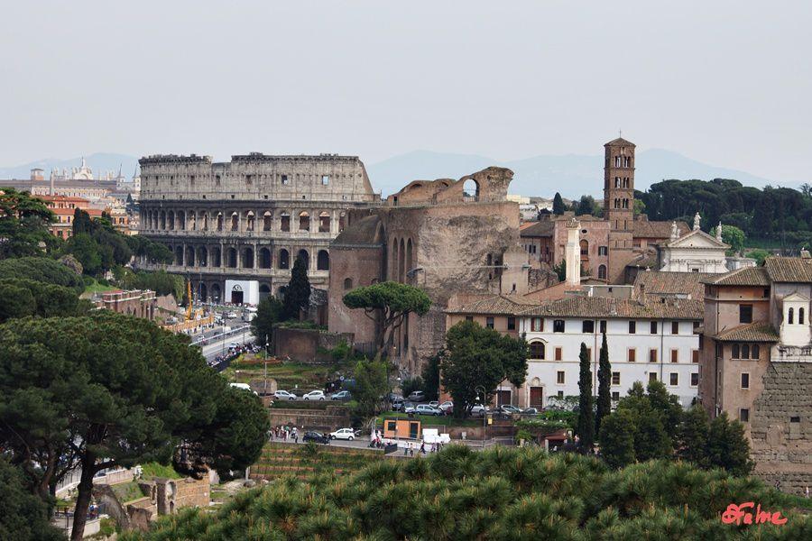 Rome, de la Piazza del Popolo à la Piazza Navona (3)