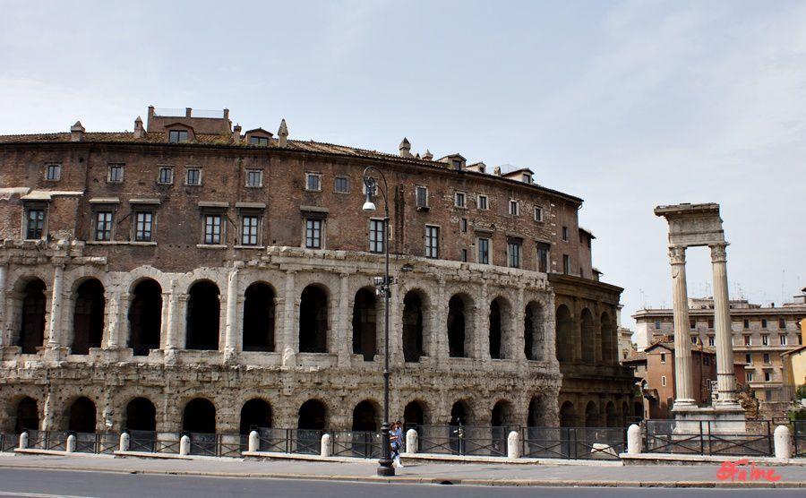 Rome, du Colisée au quartier du Ghetto (4)