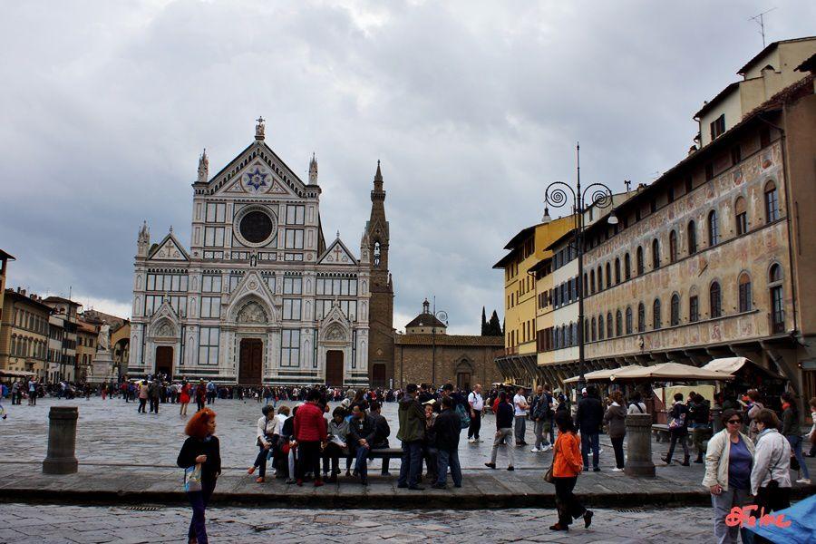 Florence, un dimanche autour de Santa Croce (3)