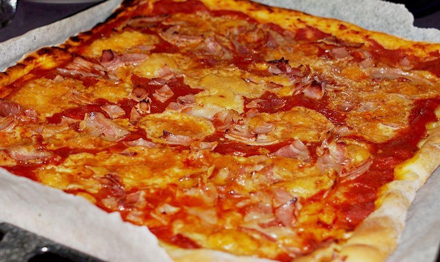 Pizza maison (thermomix)