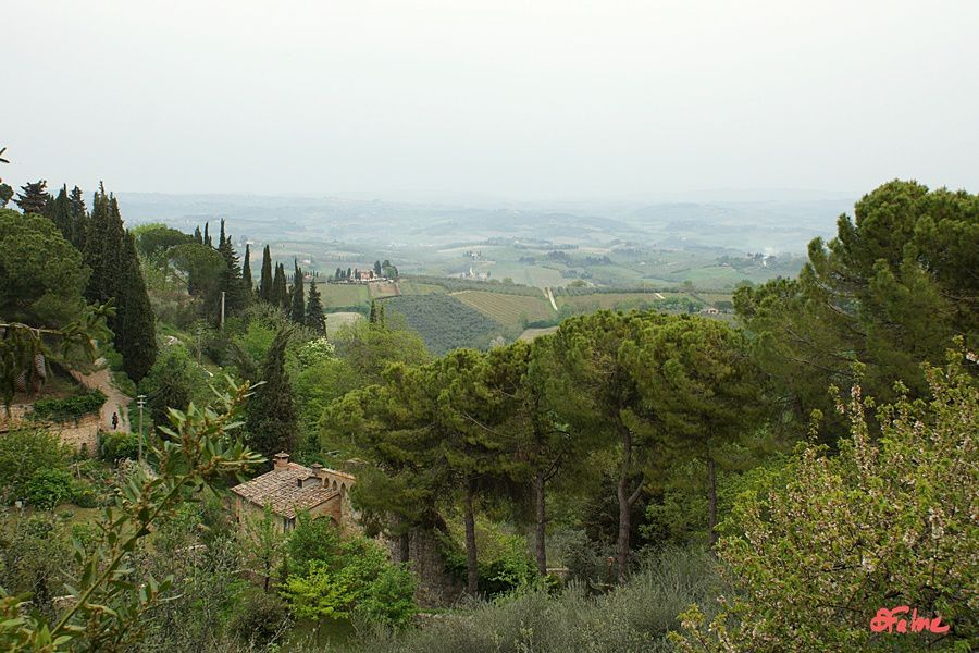 Au coeur de la Toscane