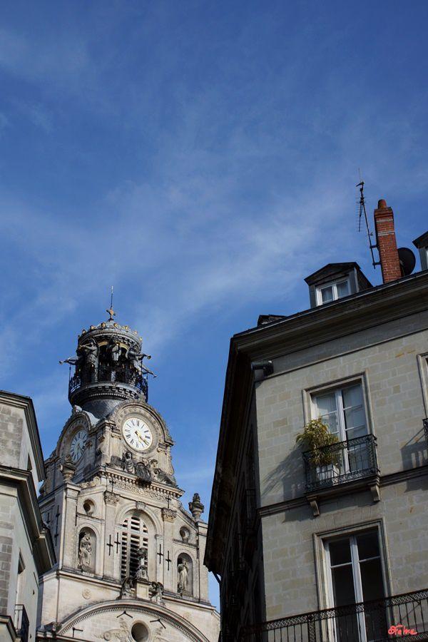 Nantes, au coeur de la ville