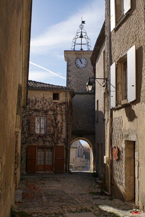 De Manosque à Sisteron...
