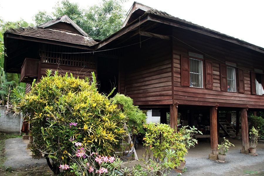 Chiang Maï, cuisine et artisanat