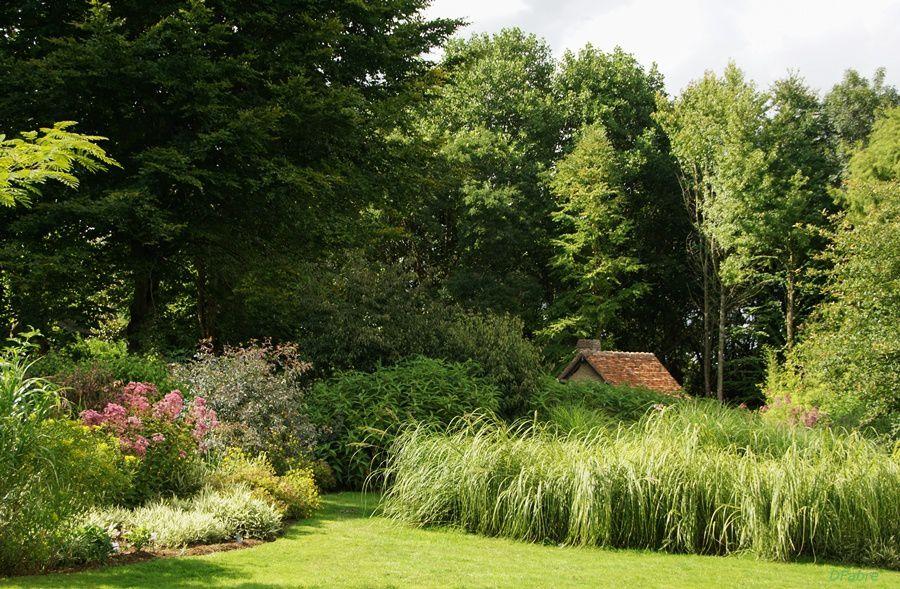 Le jardin du pays d'Auge à Cambremer