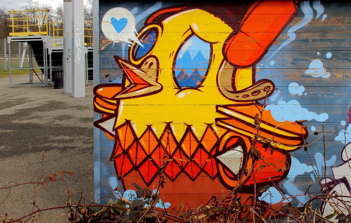 Album - Streetart 2014-2015