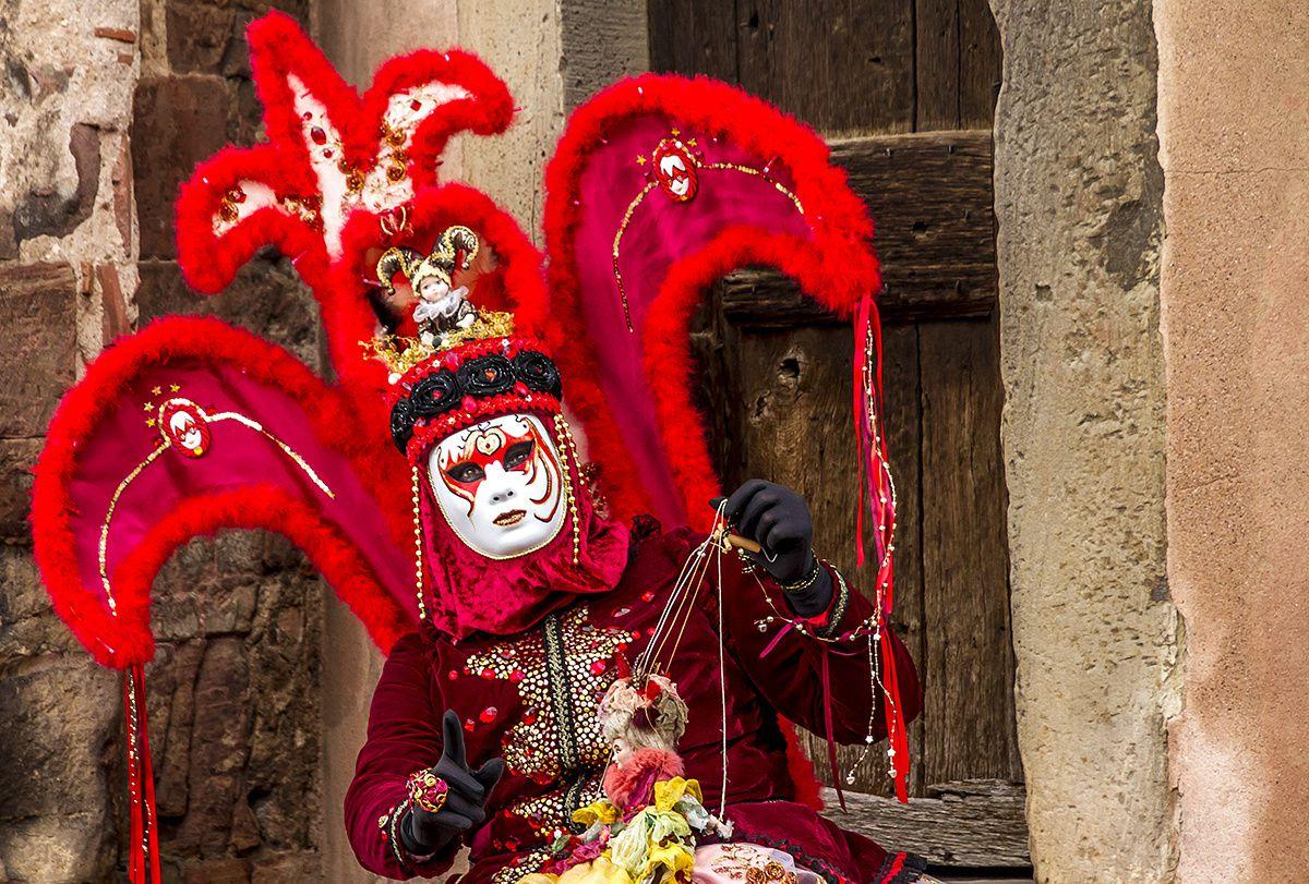 Album - Carnaval-vénitien