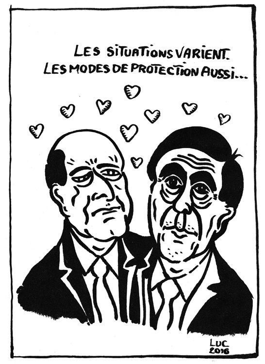 #Fillon #Juppe #protection #Sida #affiche #gay #censure