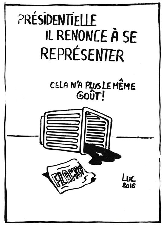#Hollande #renonce #flamby #presidentielle #candidature