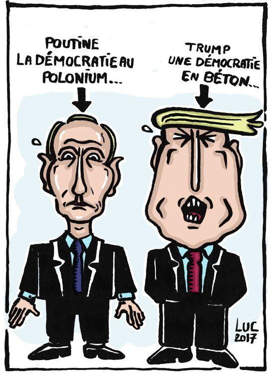 #Poutine #Trump #democracy