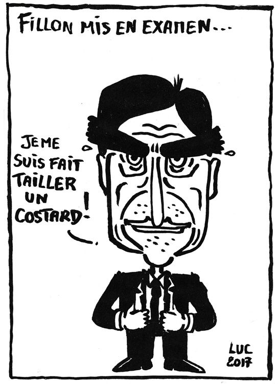 #FillonGate #fillon #misenexamen #CostumesFillon